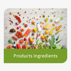 Products Ingredients